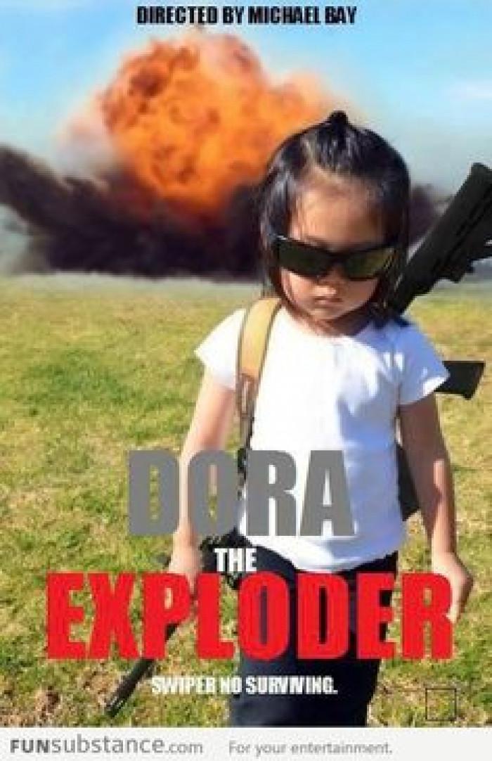 Dora the exploder