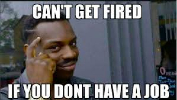 How To avoid getting fired