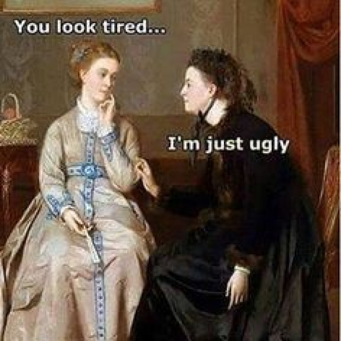 I'm Just Ugly...