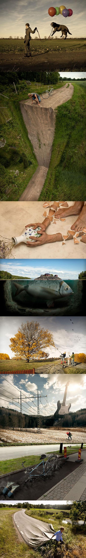 Incredible Photoshop Skills