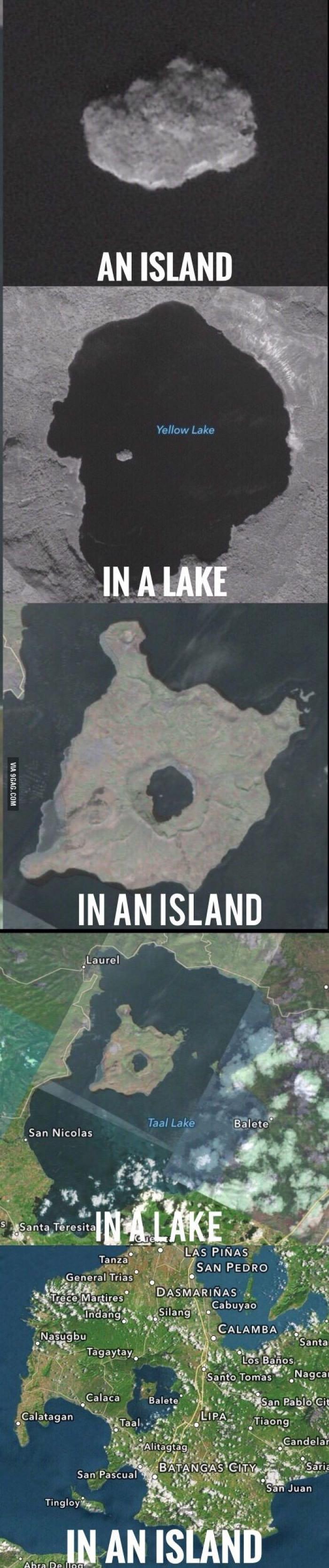 Island Inception - We Need To Go Deeper!