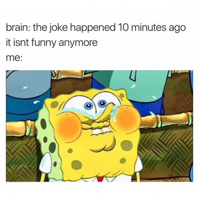 It isn't funny anymore