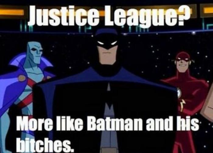 Justice League?