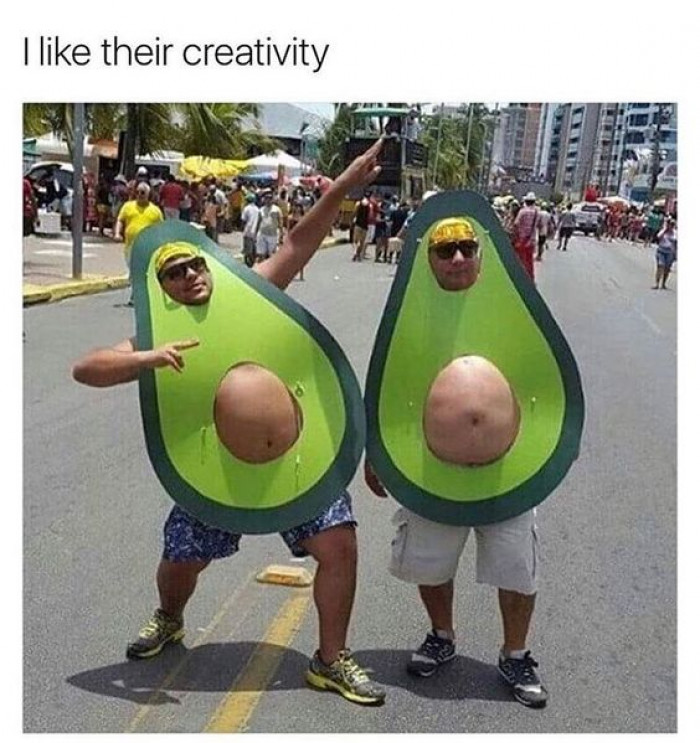 looking fruity
