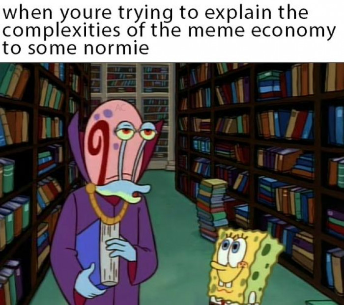 Memes make the world go round