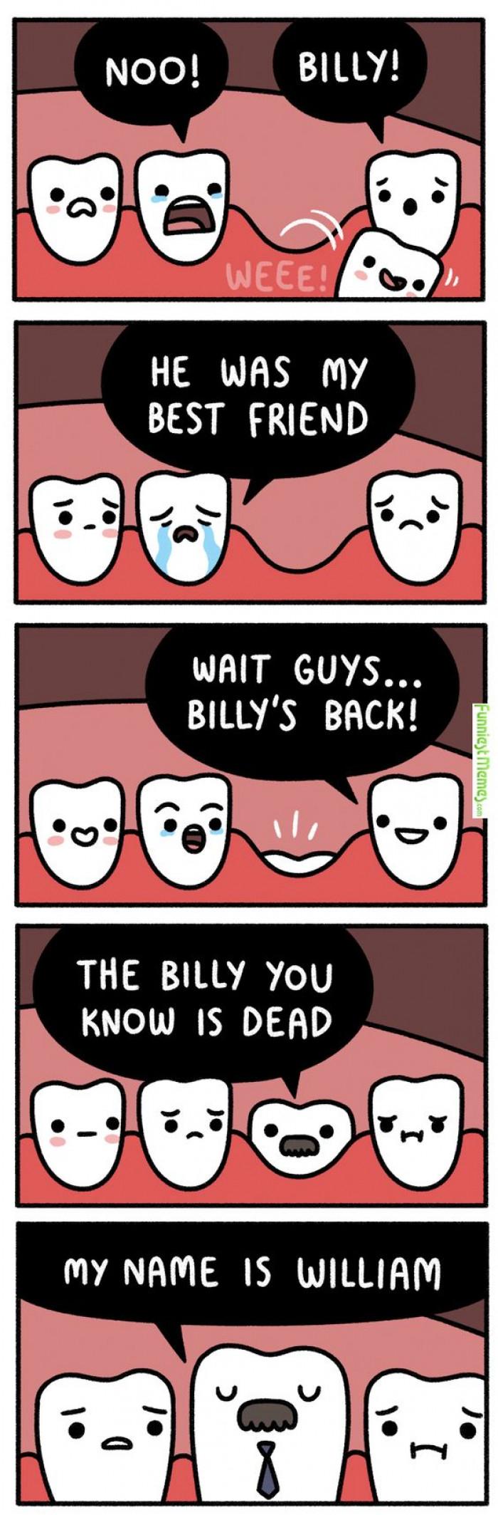 Noo! Billy!