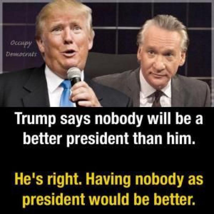 Shame Trump