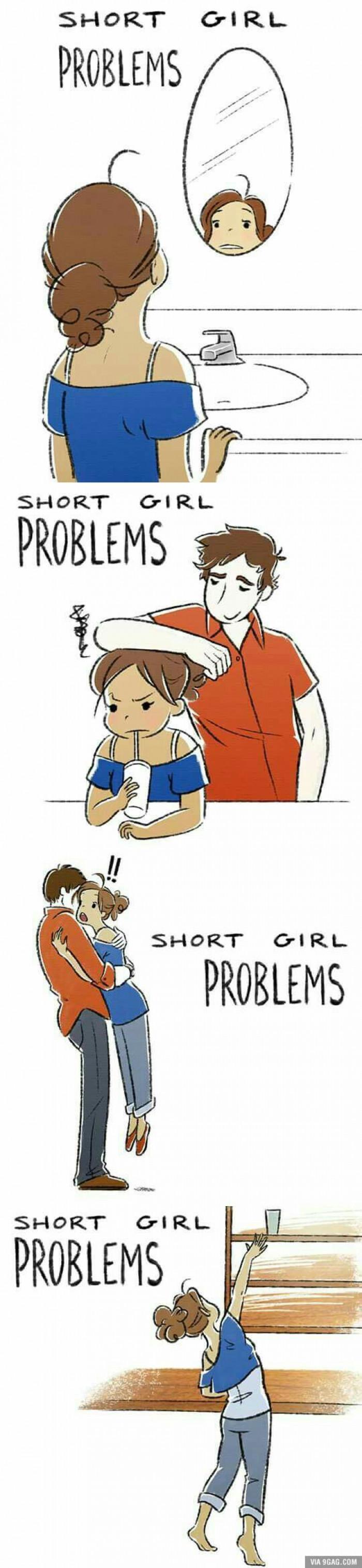 Short Girls Problems