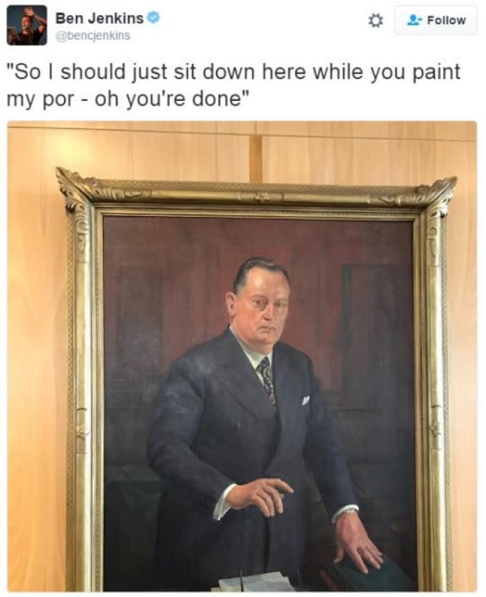 Should I Sit Down...