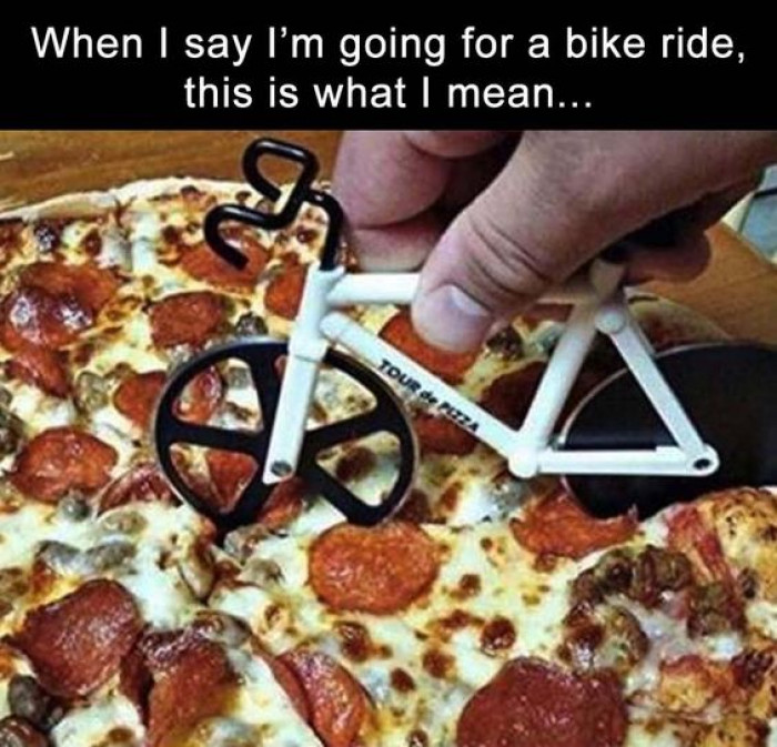 The Only Bike Ride On My Mind
