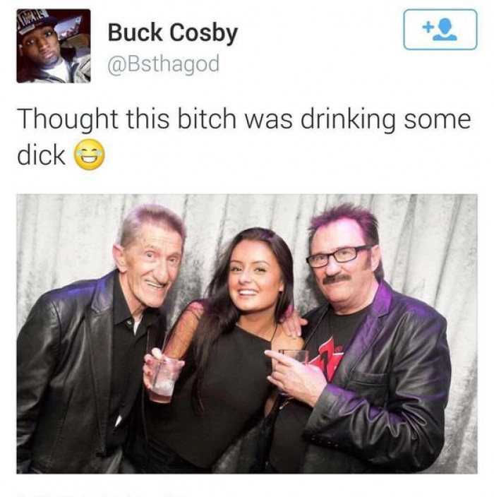 Thought She Had A Penis In Her Glass