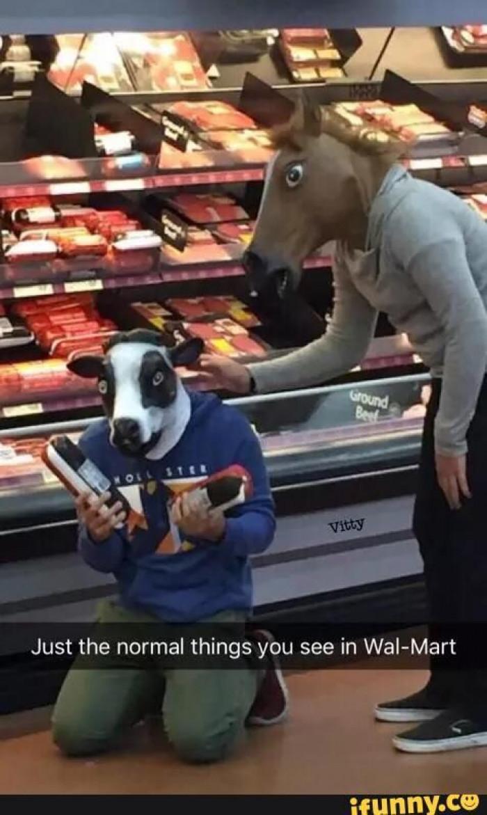Wal-Mart Things