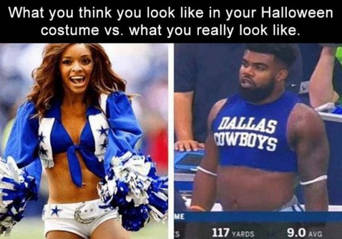 What You Think You Look Like In Your Halloween Costume Vs ... | 700 x 489 jpeg 108kB