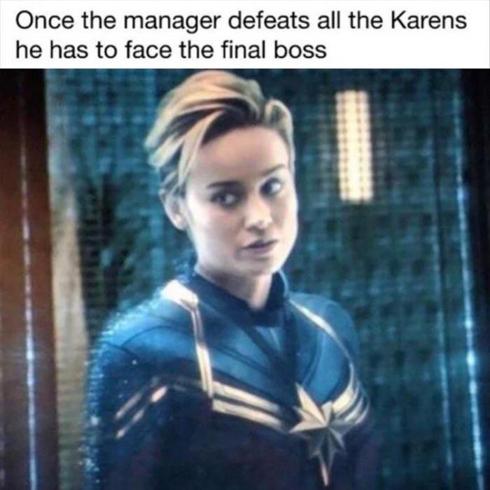 Bloody Karens