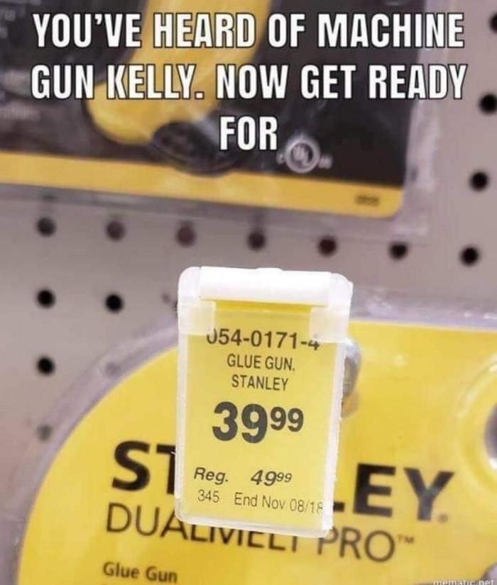Glue Gun Stanley