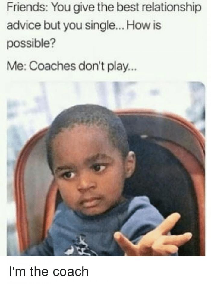 I'm The Coach