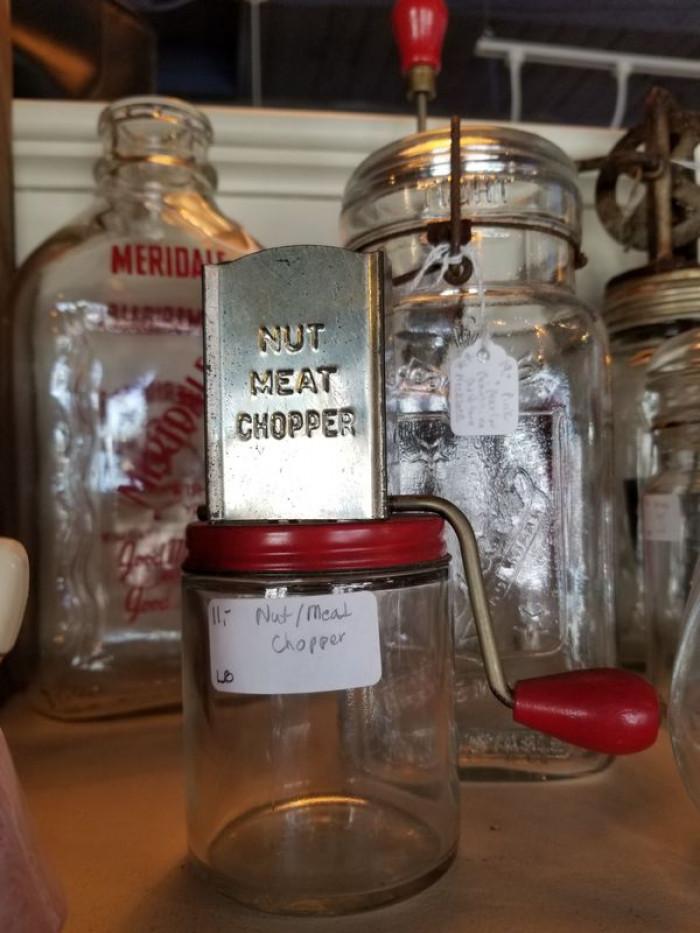 Nut Meat Chopper