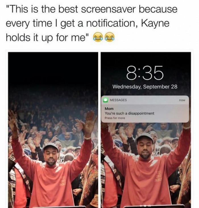 The Best Screensaver