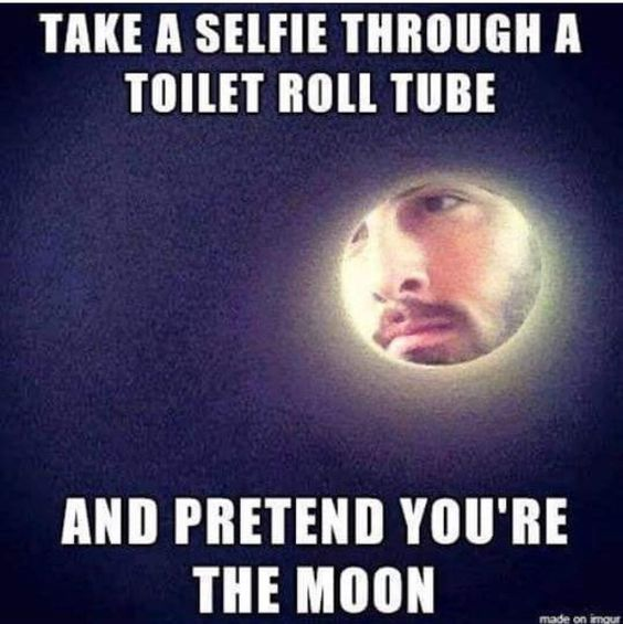 Man In The Toilet Moon