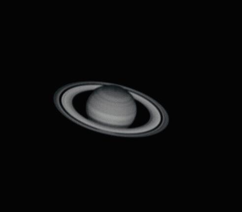 "Taken with an 8"" telescope from my backyard."