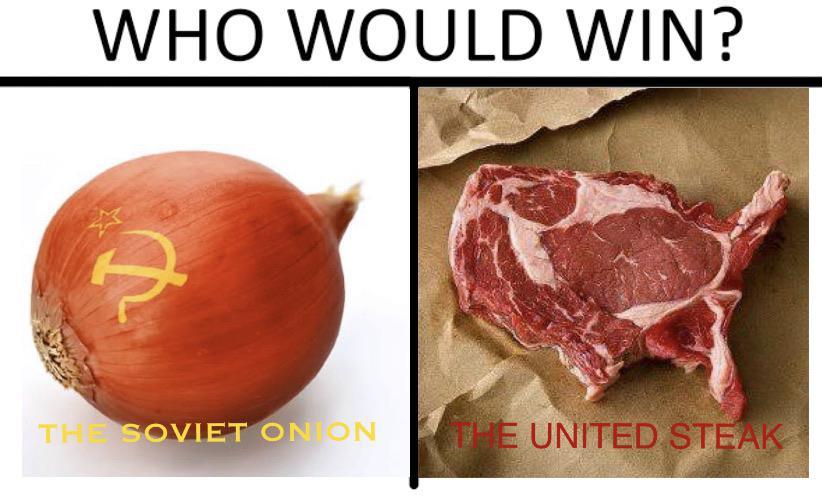 Dead meme template revived