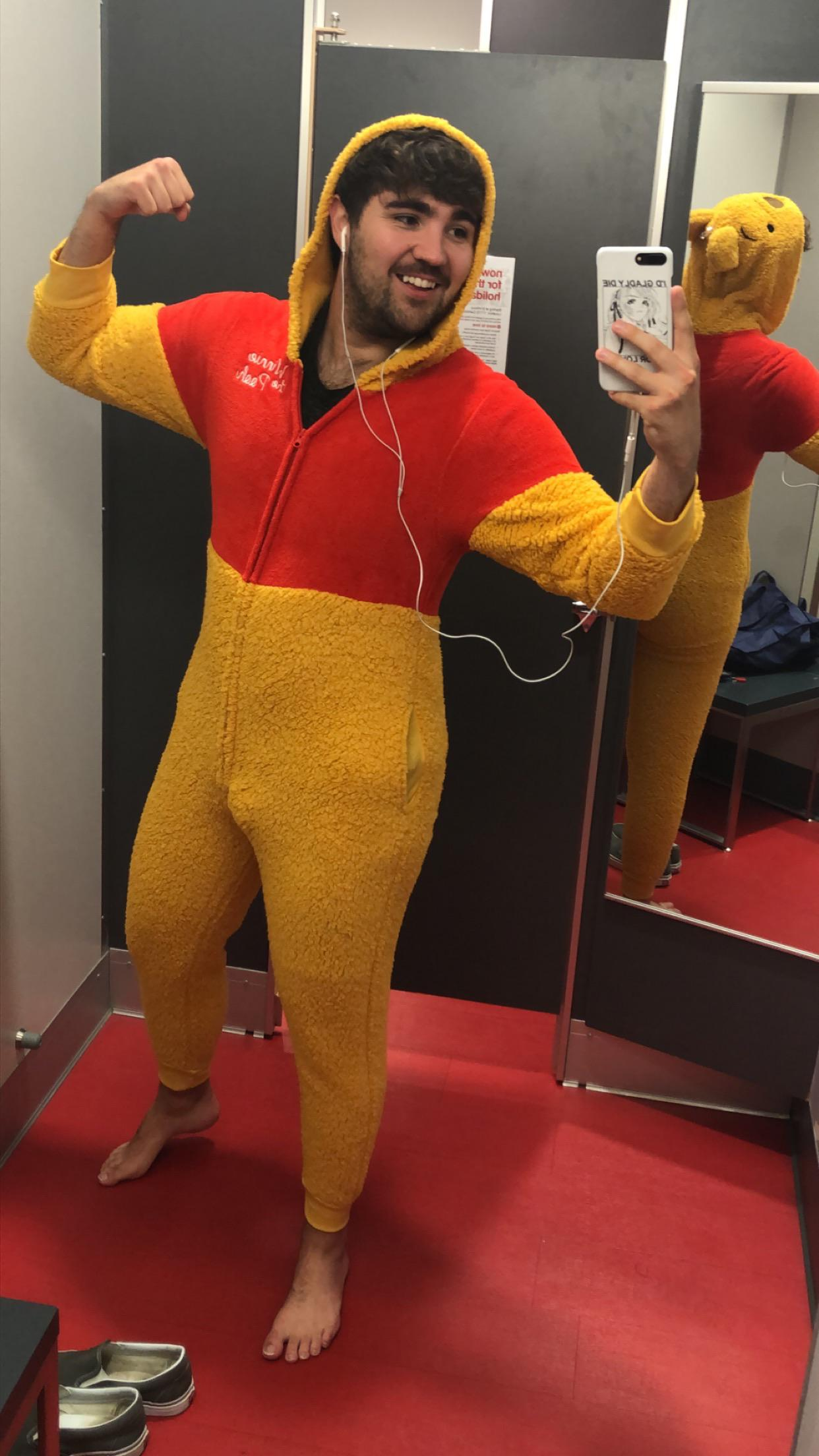 Target started selling Xi Jinping costumes! Just in time for Halloween!