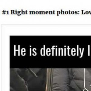 #1 Right Moment Photos
