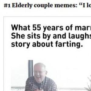 10 Fresh Elderly Memes