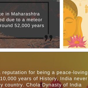 20 amazing historical facts about India