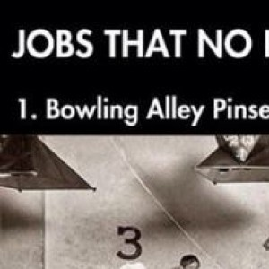 20 Jobs That Don't Exist Anymore
