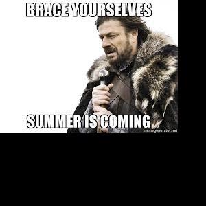21 Memes explaining how everyone feels this summer