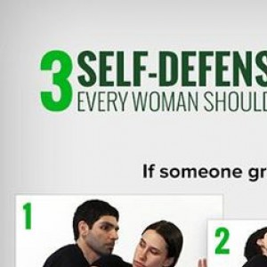 3 Self-Defense Moves Every Woman Should Know
