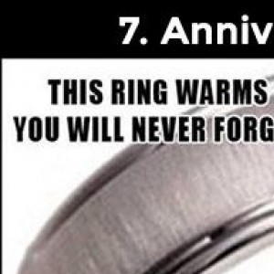 7 Rings That Will Satisfy Your Inner Geek