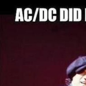 AC/DC did it first!