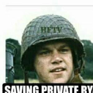 America Saving Matt Damon