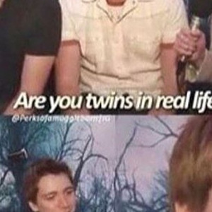 Are You Twins In Real Life?