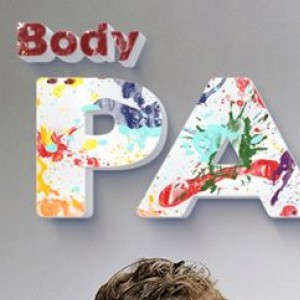 Body Paint Photoshop Action