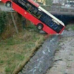 Bus Drinking Water