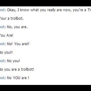 Cleverbot Infinite Loop