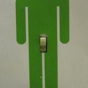 Conserve Energy...
