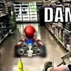 Damn you Mario