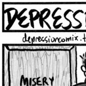 Depression Comix