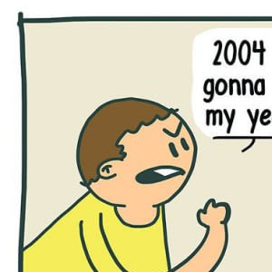 Every New Year's Eve