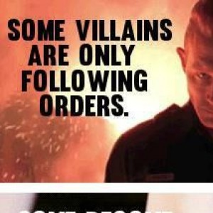 Every Villain Has A Reason... Except One