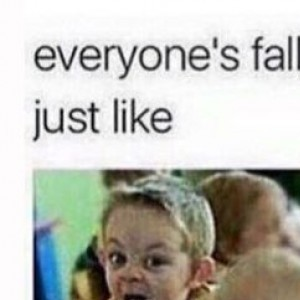 Everyone's Falling In Love And I'm Like...