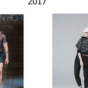 Fashion Trends Then V Now