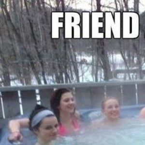 Friend zone level