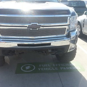 Fuel Efficient Parking Space