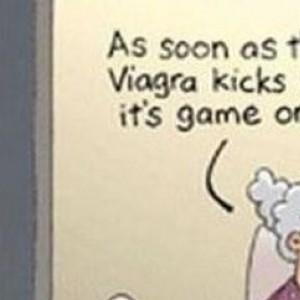 game on as soon as the viagra kicks in