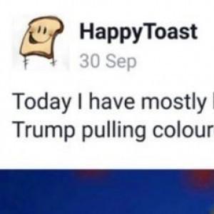 Having Fun Photoshopping Trump